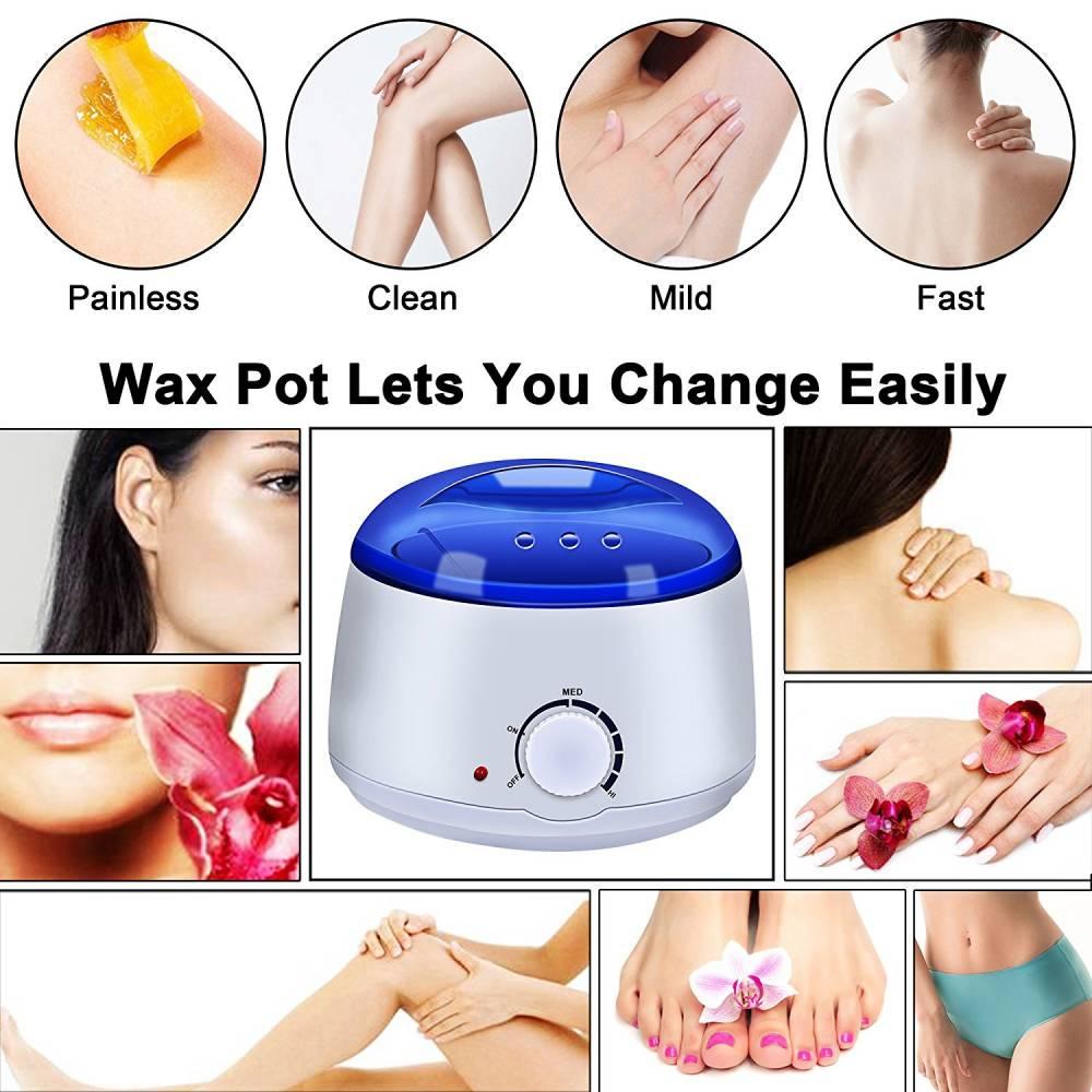 2018 Fashion Professional Paraffin Wax Warmer Heater Beauty Salon